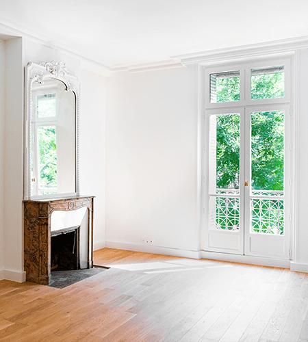 Rénovation appartement haussmannien - Atelier Sésame