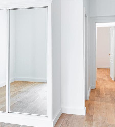 Rénovation appartement 75016 avec Atelier Sésame