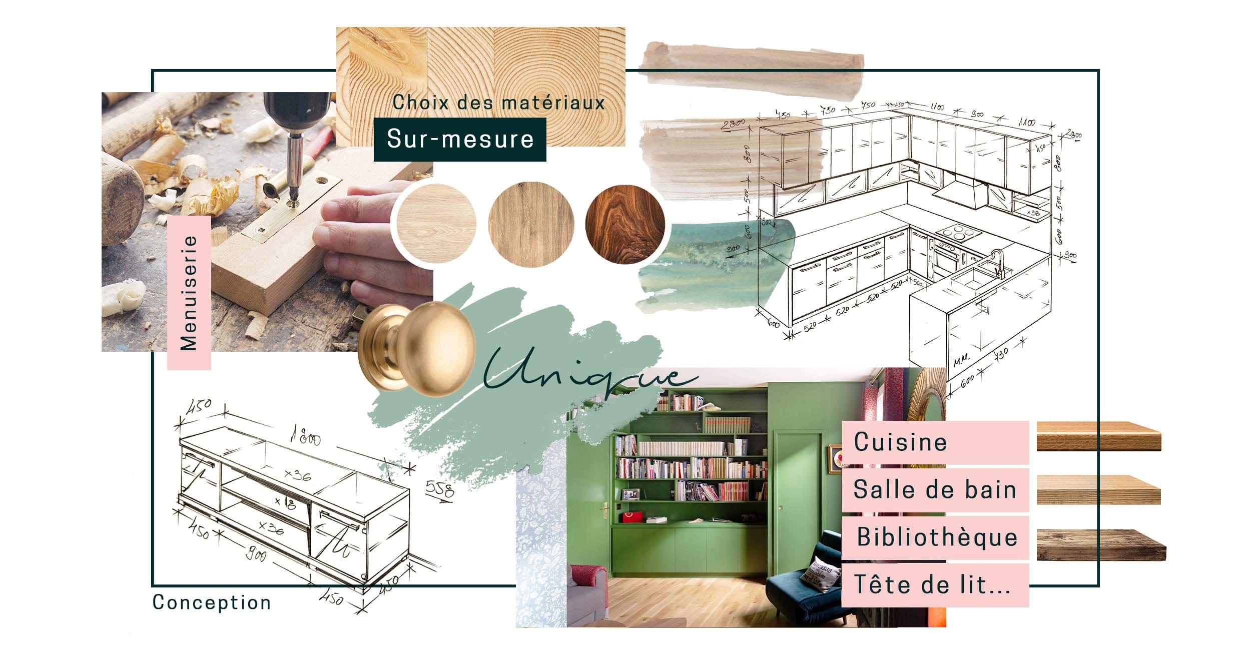 Atelier Sésame : travaux