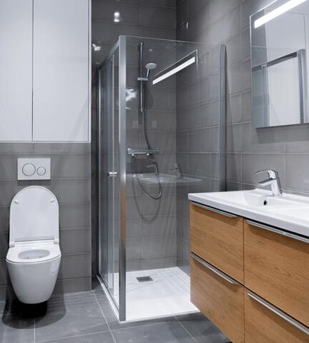 Rénovation salle de bain Paris 16 Atelier Sésame